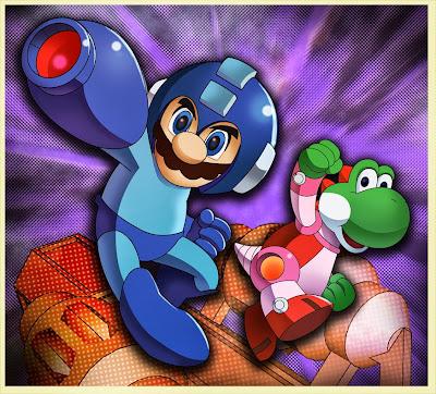 Mega Mario Man