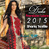 Shariq Textile Deeba Premium Lawn 2015 | Premium Lawn Designs For Women