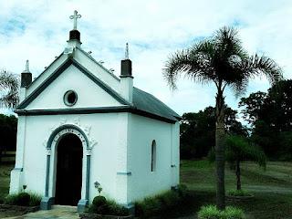 Capela das Almas, no Travessão Divisa, em Nova Pádua.