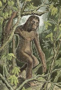 Generasi Mahluk Mata Rantai Evolusi yang Hilang
