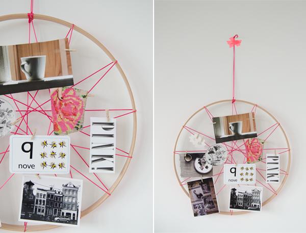 DIY para tu espacio de trabajo en casa