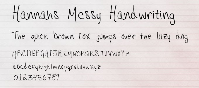 Title   Pretty Handwriting FontsPretty Handwriting Fonts