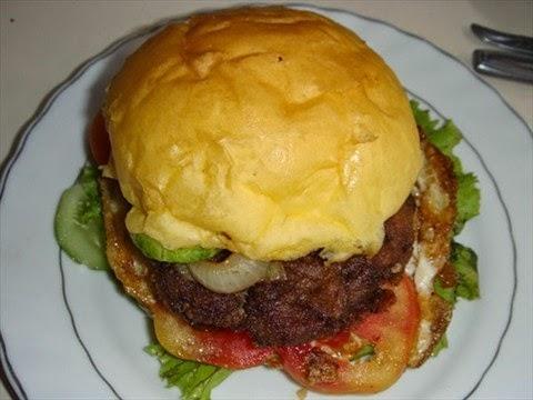Cara Membuat Burger Rumahan Nan Lezat!