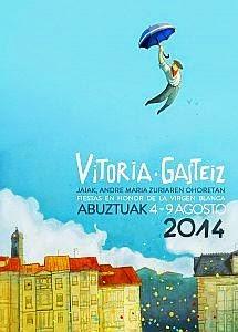 Cartel Fiestas 2014
