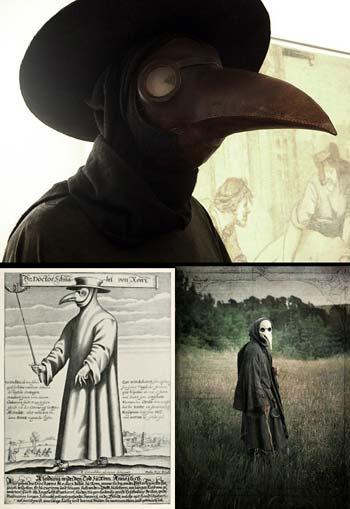 Masker Wabah Dokter