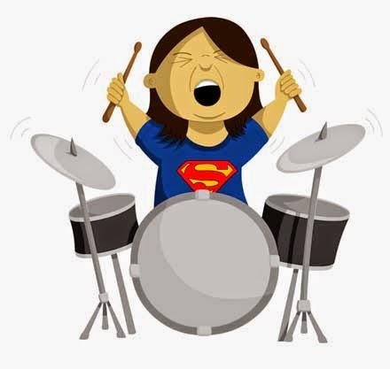 cara bermain drum dengan cepat