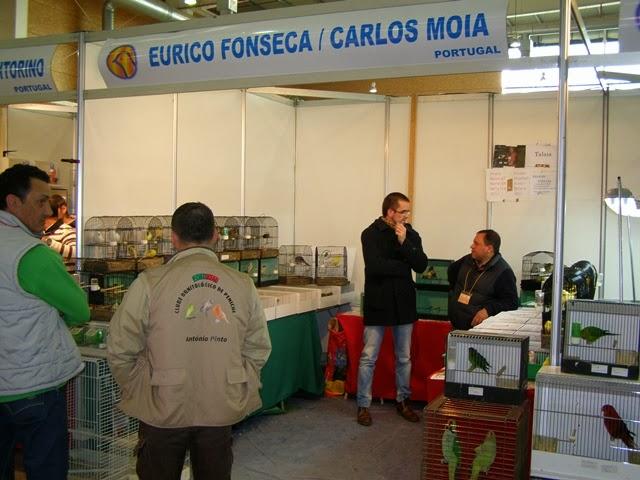 Outro dos stands, de criadores Portugueses