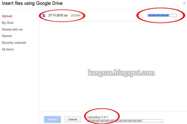 how to attach google drive file to email using outlook