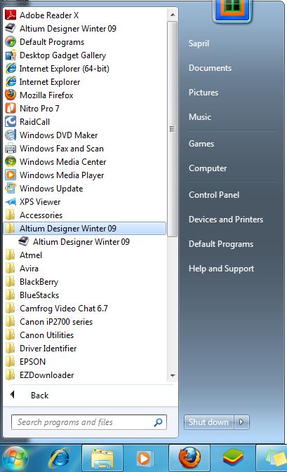 Altium Designer  Libraries Download