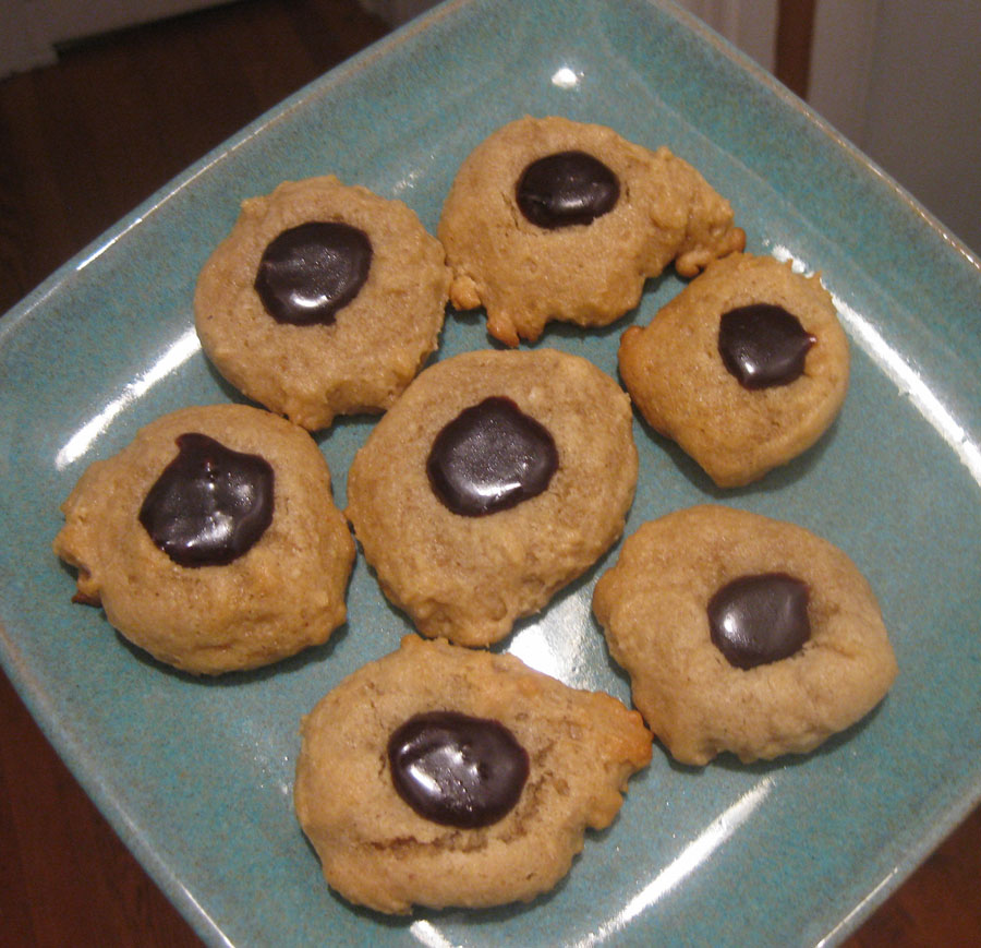 we were in need of cookies all the oatmeal cookies had been eaten and ...