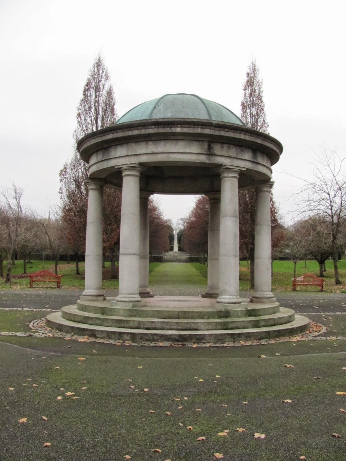 War Memorial Gardens Temple