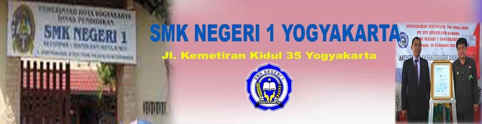 SMK NEGERI 1 YOGYA