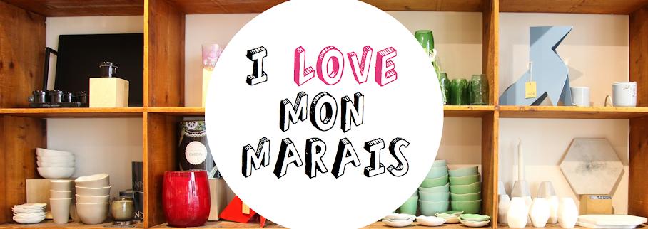 I love mon Marais