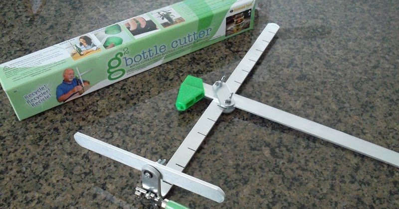 Product review g2 bottle cutter the chilly dog for Generation green bottle cutter