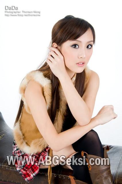 Foto Hot Artis Dada Chan Sexy
