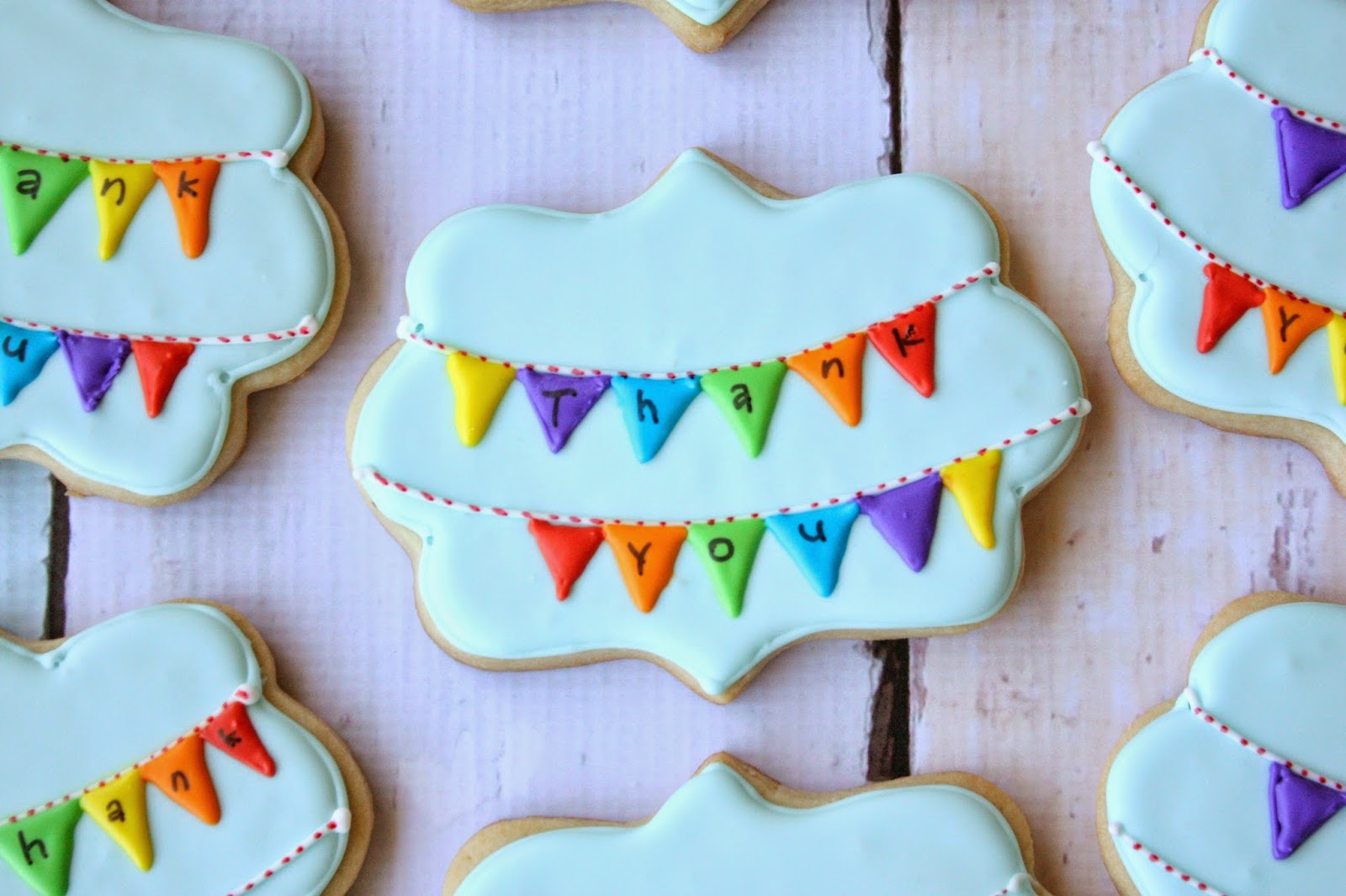 How to Make Cookie Bunting forecast