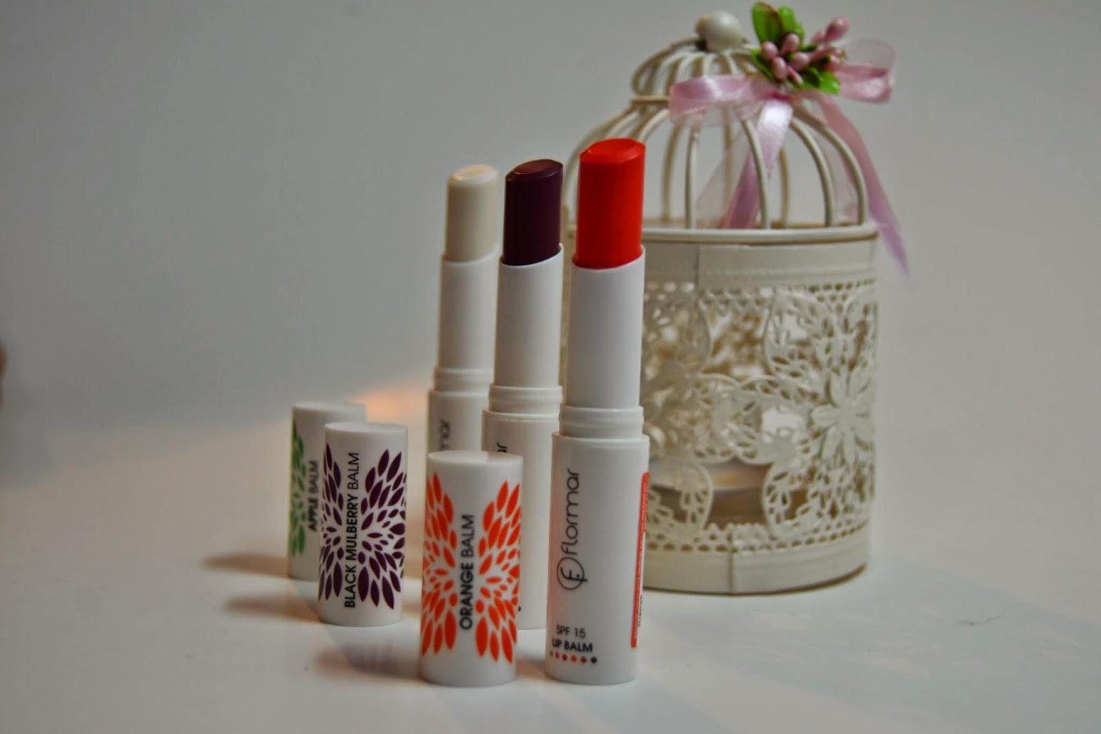 flormar - lip balm - flormar lip balm - makyaj blogları - kozmetik blogları - alışveriş hastalığı