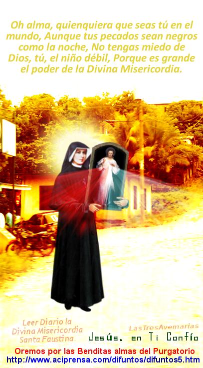 Grande es el Poder de la Divina Misericordia