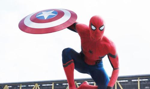 Homem-Aranha finalmente aparece em Trailer de Guerra Civil