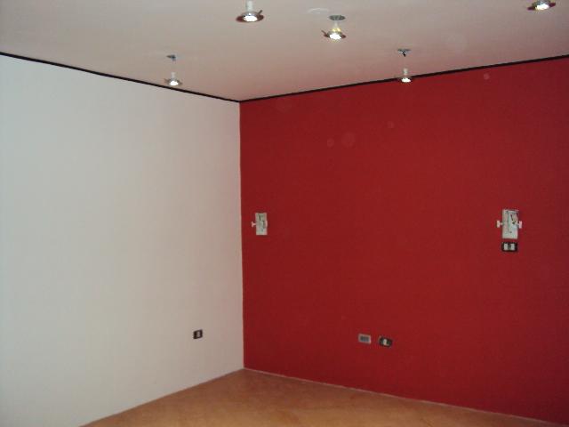 Pintandoelperu division de colores en habitaciones - Pintar las paredes de dos colores ...