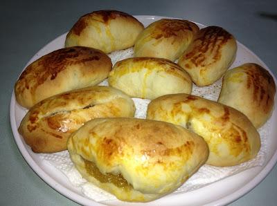 resep roti isi selai nanas