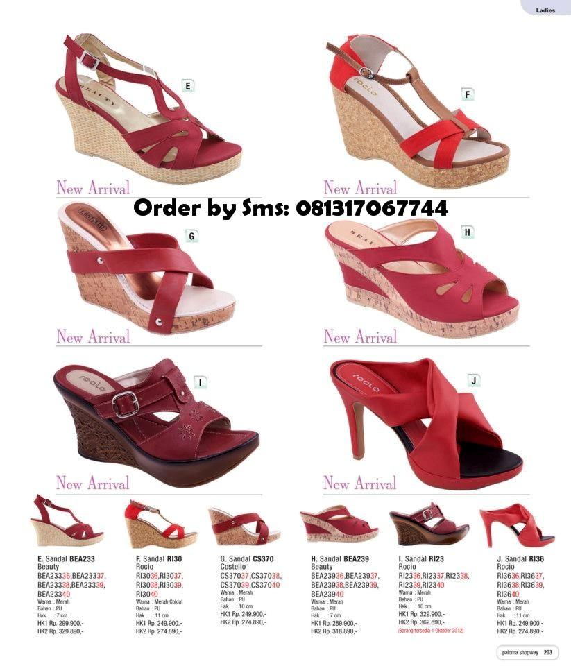 Sendal Sepatu Wanita Sendal Sepatu