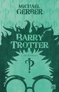 1ere de couv Gerber Barry trotter