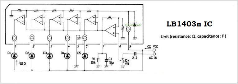 electronic circuit diagrams lb1403n ic vu meter rh circuitdiagramfree blogspot com Electronic Circuit Animation Electronic Circuit Boards