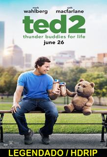 Assistir Ted 2 Legendado 2015