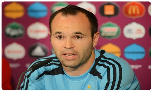 Iniesta: The question of entering the semifinals still remains open