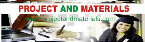 RESEARCH PROJECT COURSE MATERIALS
