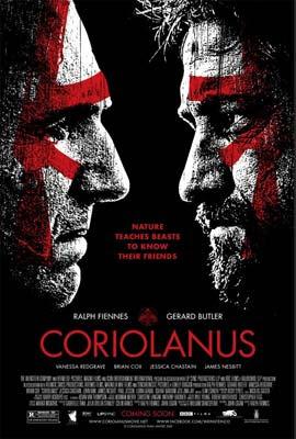 Poster de Coriolanus