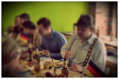 Oktoberfest lunch