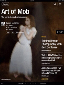 ART OF MOB NEWS