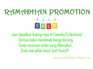 Ramadhan Special Promotion