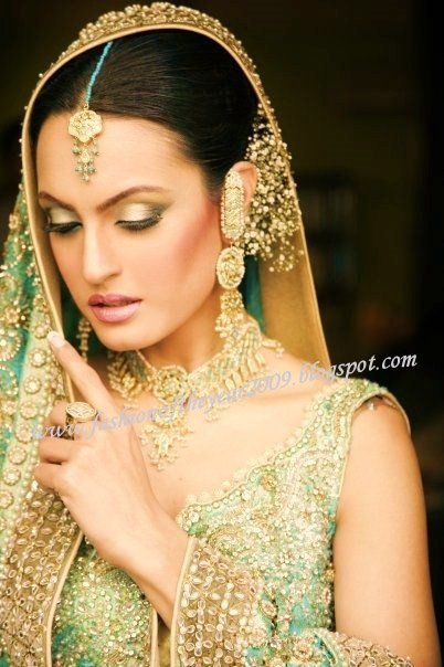 Nadia hussain model wedding