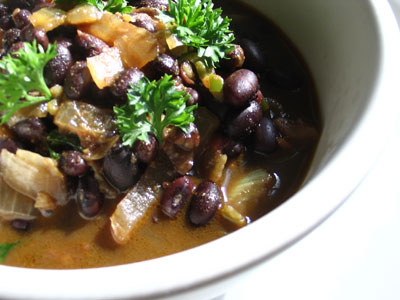 Serve it up in Beans and Legumes , Black Beans , Indian , Vegan ...
