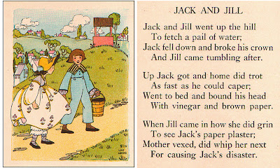 Bonnie 39 s books may 2012 for Jack and jill stories