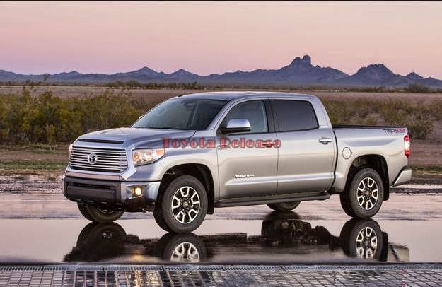 2015 Toyota Tundra TRD 4x4 Space and Price