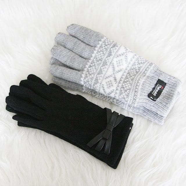 rękawiczki biedronka