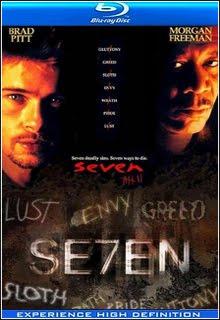 Filme Seven : Sete Pecados Capitais   Dual Áudio   BluRay 720p