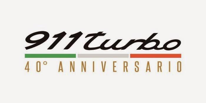 Porsche 911 Turbo 40° Anniversario