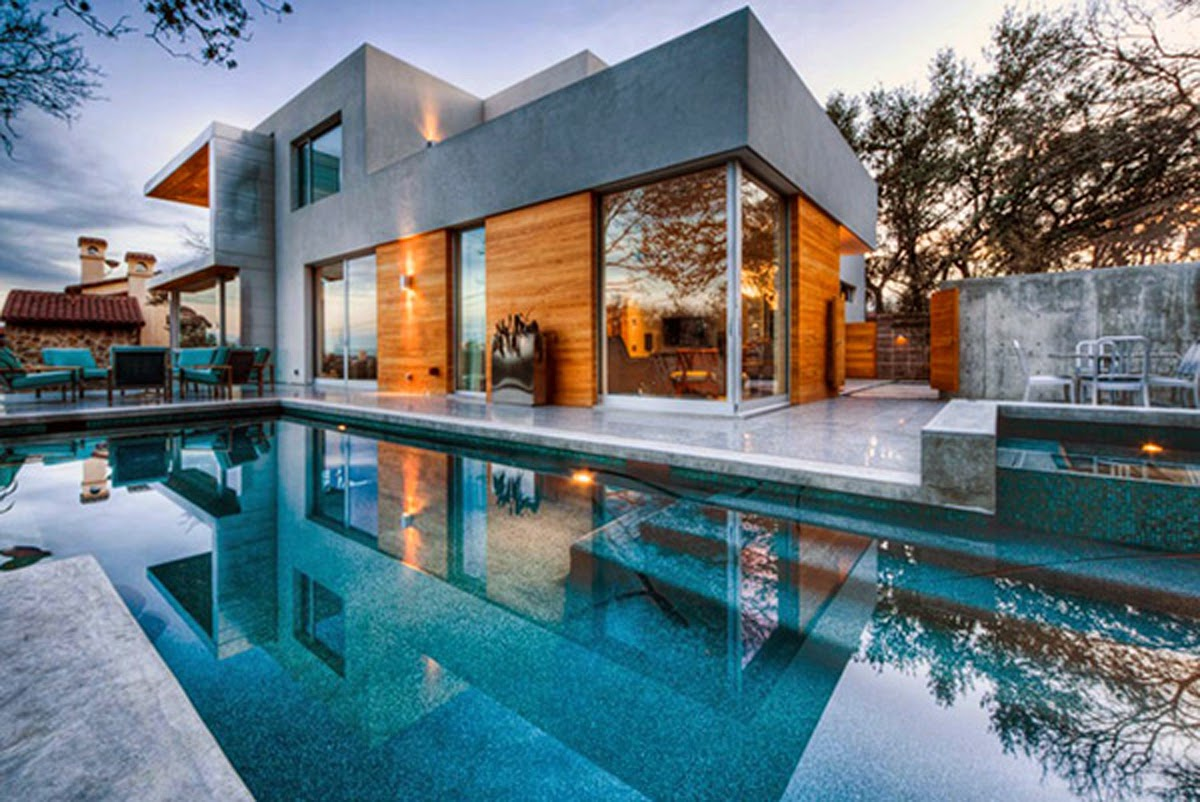 Beautiful houses with swimming pool wallpapers free download for pc