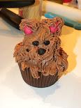 cupcake perrito