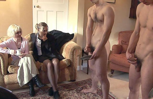 Mom Baden wird Freund cucked