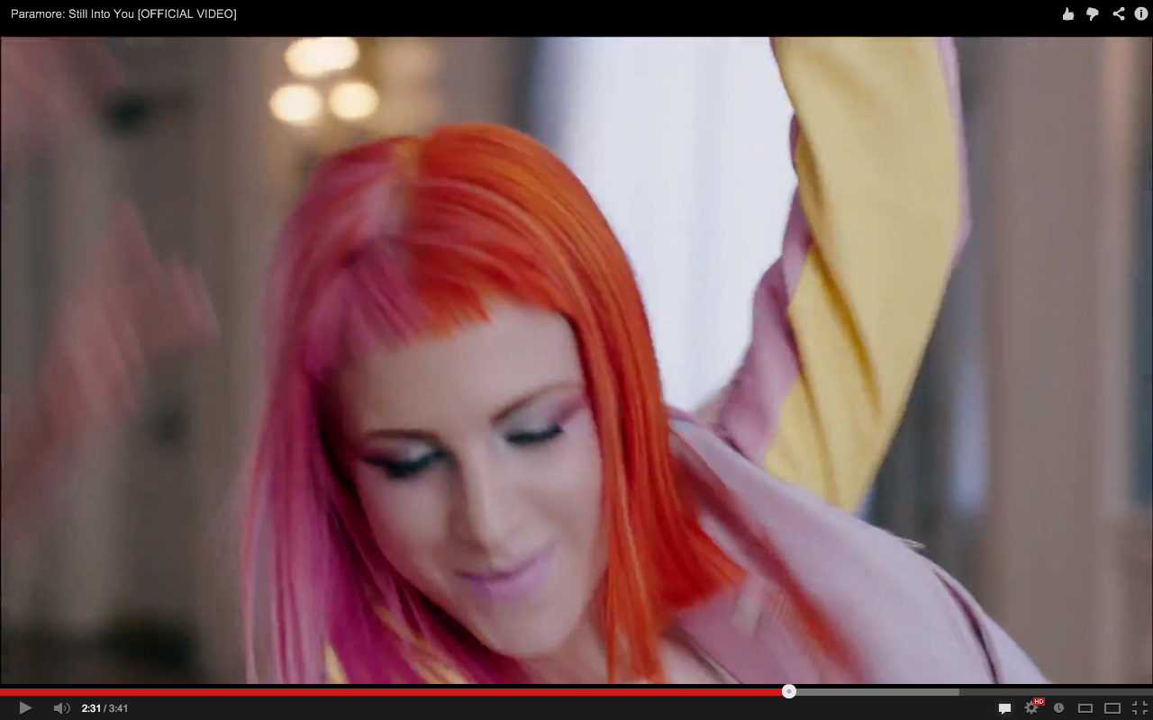 hayley williams still into you