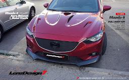 Mazda 6 2013-2017 Aero Bonnet