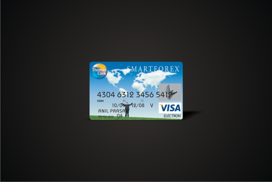 Thomas cook forex card lost