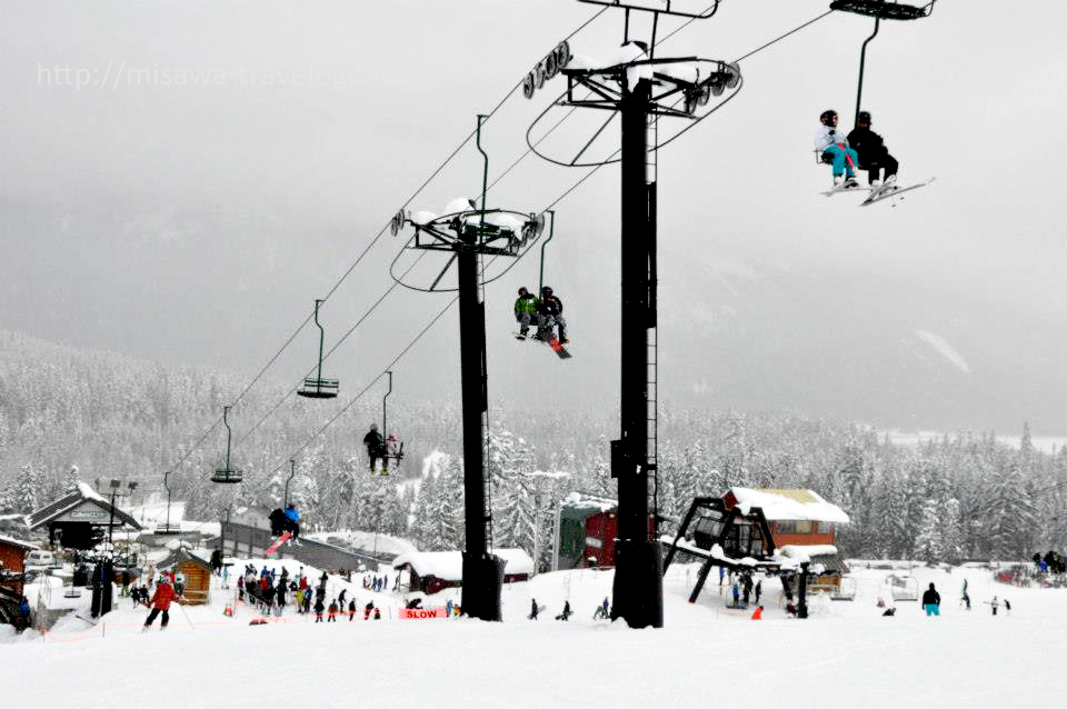 Travelog The Summit Snoqualmie Ski Resort Washington