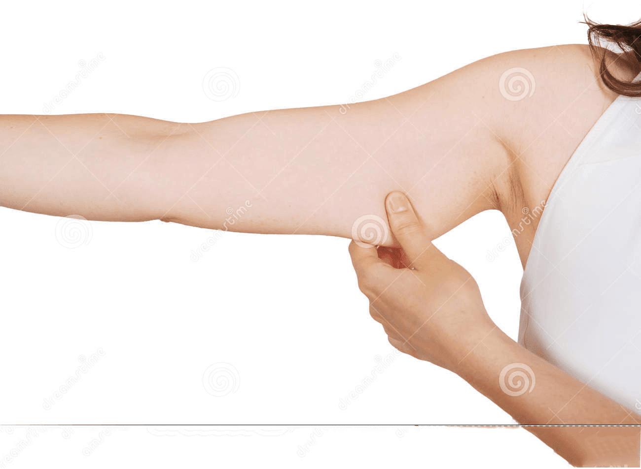 وصفة طبيعية للتخلص من ترهلات اليدين